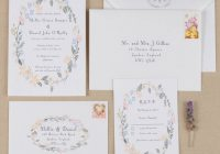 20 of the loveliest illustrated wedding invitations from uk Wedding Invitation Uk