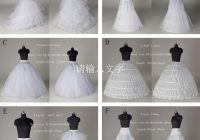 2020 net skirt wedding dress tulle petticoats 6 styles crinoline girls petticoat crinoline slip underskirt hoops plus sizeknee length mini petticoat Crinoline Skirt For Wedding Dress