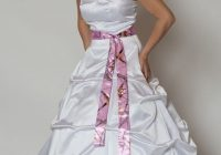 2020 ball gown camo strapless pink sash wedding dresses camouflage wedding gowns lace up Camo Sash For Wedding Dress