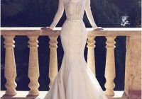 2021 muslim pakistan middle east wedding dresses high neck white applique lace long sleeved bridal wedding gowns Middle Eastern Wedding Dresses