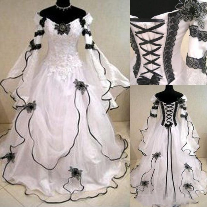 Permalink to Gothic Plus Size Wedding Dresses Gallery