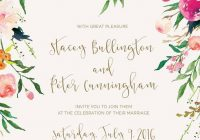 21 wedding invitation wording examples to make your own Wedding Invite Layout