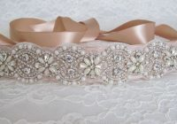 22 affordable bridal belts sashes bridal accessories Wedding Dress Sashes And Belts