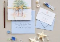 22 beach wedding invitations for a seaside ceremony Casual Beach Wedding Invitations