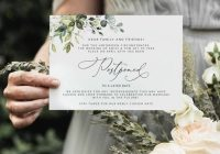 22 best wedding invitations matched change the date card Best Place For Wedding Invitations