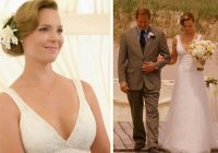 27 dresses katherine heigl jane wedding wedding hair Katherine Heigl 27 Dresses Wedding Dress
