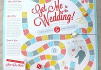30 interactive wedding invitations save the dates board Interactive Wedding Invitations