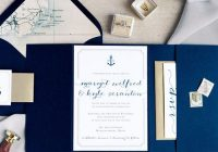30 nautical wedding invitations perfect for your seaside Vintage Nautical Wedding Invitations
