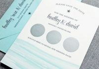 32 fantastic interactive wedding invitations and save the Interactive Wedding Invitations