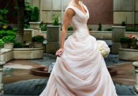 37 fairy tale wedding dresses for the disney obsessed bride Fairy Tail Wedding Dresses