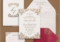 37 wonderful picture of wedding invitation dimensions Typical Wedding Invitation