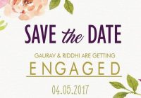 40 best save the date invites for your indian wedding Save The Date Invites For Weddings