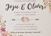 5 top wedding invitation card trends sketchknots Best Wedding Invitations Cards