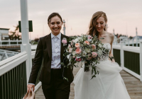 6 places you can get tomboy and genderqueer wedding attire Tomboy Wedding Dresses