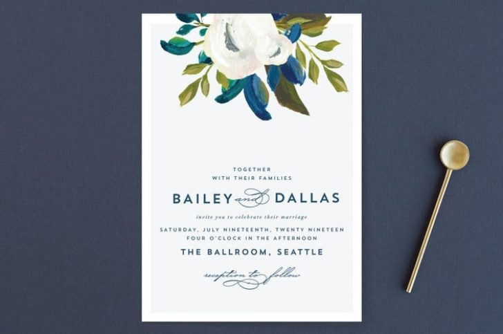 Permalink to Protocol For Wedding Invitations Ideas