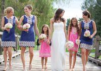 7 ways to style a lilly pulitzer wedding it girl weddings Lilly Pulitzer Wedding Dresses