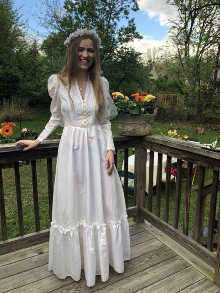 Permalink to Gunne Sax Wedding Dress