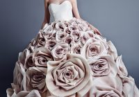 8 outrageous extravagant wedding dresses weddingelation Most Outrageous Wedding Dresses