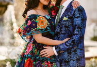 9 ways brides can take their latina wedding traditions and Traditional Mexican Wedding Dresses