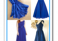 a doctor who wedding tardis blue and tardis blue dresses Tardis Wedding Dress