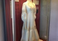 a faithful replica of the wedding dress designed and sewn Wedding Dresses Fayetteville Ar