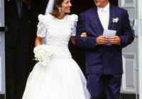 a guide to the very large very beautiful and very Caroline Kennedy Wedding Dress