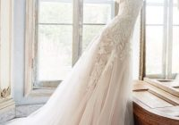 a line wedding dress Alvina Valenta Wedding Dresses