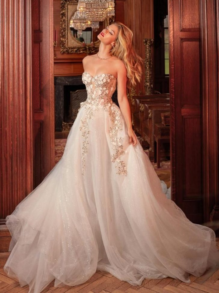 Permalink to Stylish Galia Lahav Wedding Dresses Gallery
