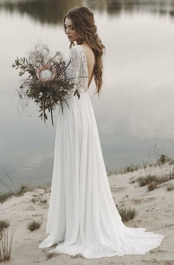 Permalink to Elegant Wedding Dresses Under 100.00