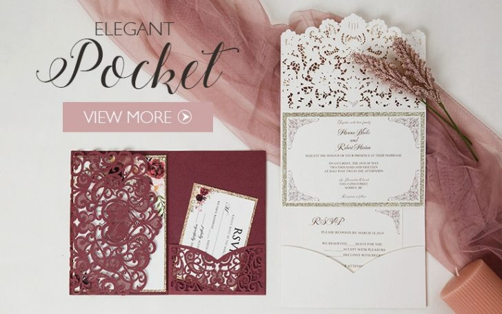 Permalink to Affordable Wedding Invitation Design