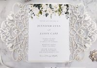 affordable wedding invitations with response cards at Nice Wedding Invitation