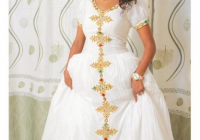 african ethiopian habesha brides and weddings wedding Habesha Wedding Dresses