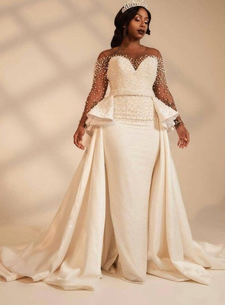 Permalink to 11 Afrocentric Wedding Dresses Gallery