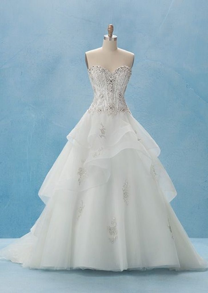 Permalink to Beautiful Alfred Angelo Disney Wedding Dress Ideas