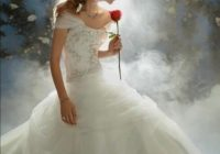 alfred angelos disney belle Alfred Angelo Belle Wedding Dress