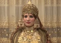 algerian wedding bridal rituals crafts and traditions of Algerian Wedding Dress