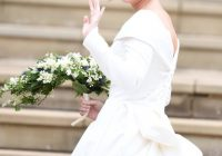 all the style from princess eugenies wedding eugenie Eugenia Wedding Dress