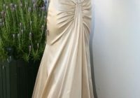 amy michelson white orchid wedding dress on sale Amy Michelson Wedding Dress