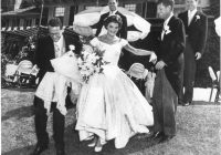 ann lowe jackie kennedys african american wedding dress Jacqueline Bouvier Wedding Dress