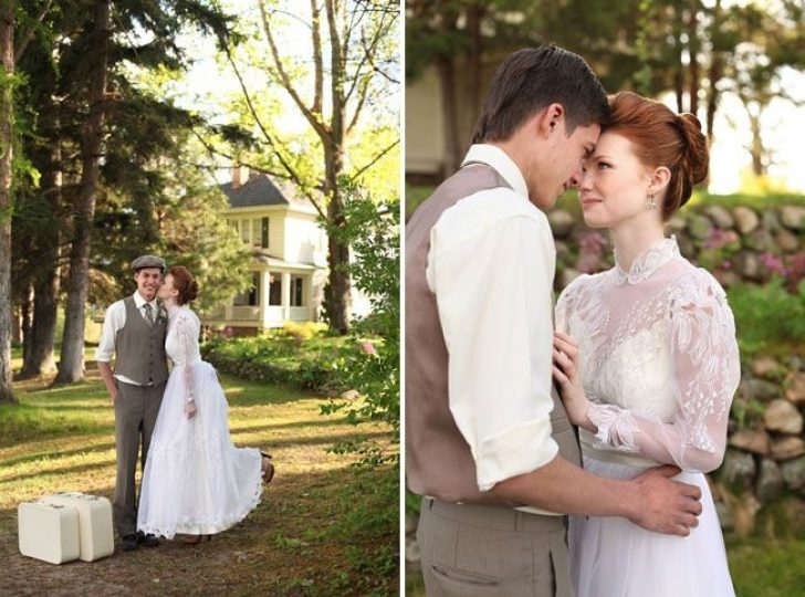 Permalink to Elegant Anne Of Green Gables Wedding Dress Ideas