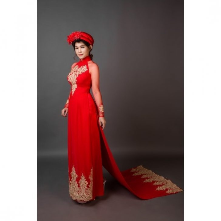 Permalink to 11 Ao Dai Wedding Dress Gallery
