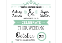 are diy wedding invitations worth it free printable Printable Wedding Invite