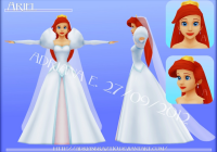 ariel wedding dress weddingdress wedding dresses Ariels Wedding Dress