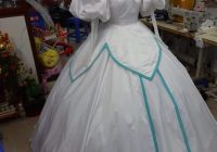 ariels wedding dress disney princess little mermaid Ariels Wedding Dress
