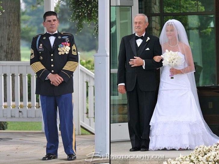 Permalink to Stunning Army Dress Blues Wedding Gallery