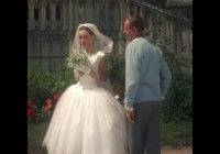 audrey hepburn funny face wedding dress 1950s movie Audrey Hepburn Wedding Dress Funny Face