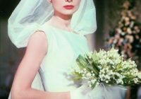 audrey in funny face wedding gown in 2021 audrey hepburn Audrey Hepburn Wedding Dress Funny Face