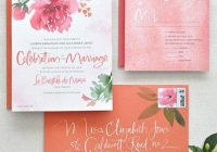 average cost of wedding invitations how much are they Average Cost For Wedding Invitations