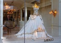 baraccis beautiful wedding dress on rodeo drive los Baracci Wedding Dresses