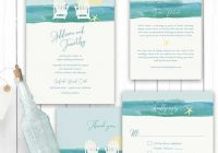 beach wedding invitations wedding pro network photo albums Casual Beach Wedding Invitations
